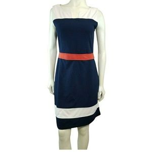 41 Hawthorne Stitch Fix Colorblock Shift Dress
